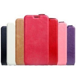 Custodia Cover Leather case Housse Funda Handy taschen per Huawei P8 Lite 2017