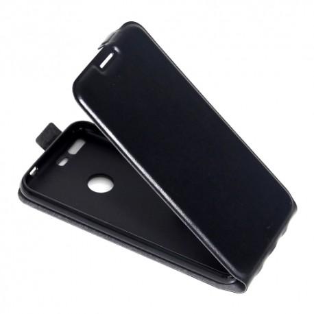 Custodia Cover Leather case Etui Housse Funda Handy taschen per Google Pixel XL