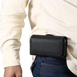 Custodia Leather case Etui Funda Taschen per Universal 5.0 / 5.2 14.8*8.0*3.5 cm