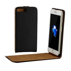 Custodia cover Leather case Etui Funda carcasa Handy taschen per iPhone 7 Plus