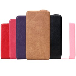 Custodia Leather case Housse Etui Funda carcasa Handy taschen per Asus ZenFone 2 Laser ZE500KL