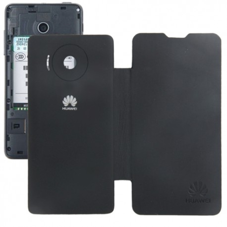 CUSTODIA  SIMILPELLE PER HUAWEI ASCEND Y300
