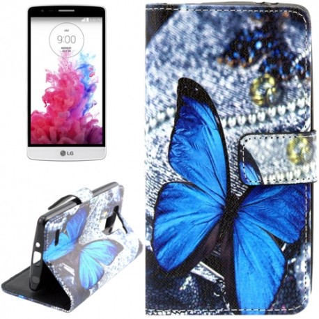 CUSTODIA  SIMILPELLE PER LG G3 MINI