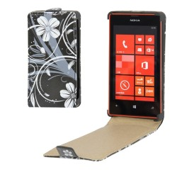 CUSTODIA  SIMILPELLE PER NOKIA LUMIA 520