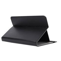 CUSTODIA NERA SIMILPELLE PER TABLET PC UNIVERSALE 8 Inch 8 POLLICI