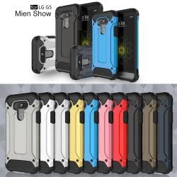 Custodia Cover case Etui Housse Funda Handy taschen TPU + PC per LG G5